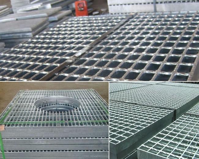 high quality galvanized bar grating fabrication warehouse mezzanine decking floor bar grate mezzanine floor