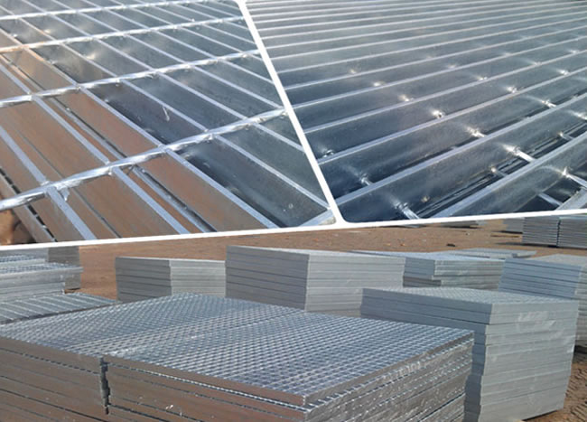 Stainless Steel Bar Grating Pressure Locked Welded