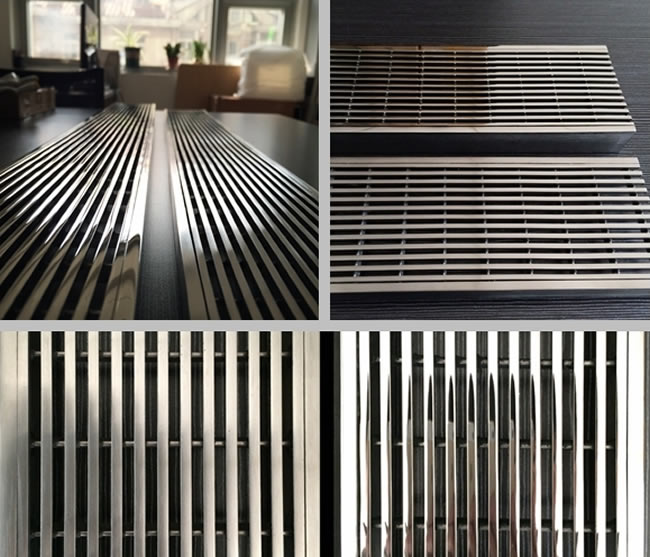 how to clean rusted stainless steel grill grates