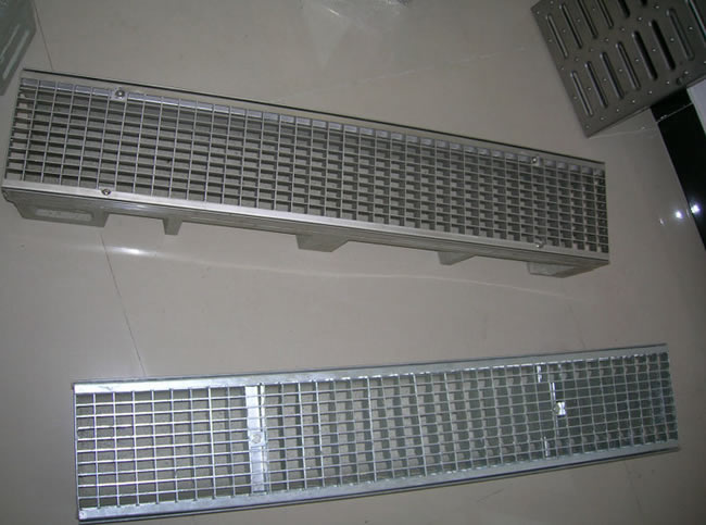 Steel Grate Drain Covers Trench Drain Cover Grating