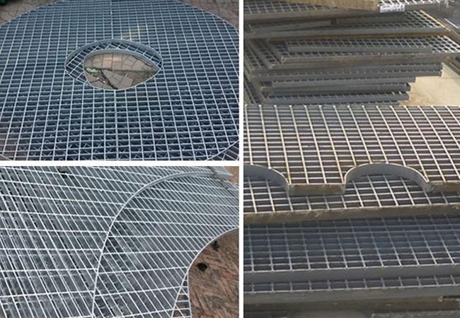 Stainless Steel Bar Grating Pressure Locked Welded