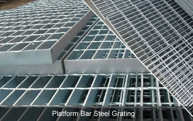 Steel Grating Platform Steel Grating Drain Covers Steel